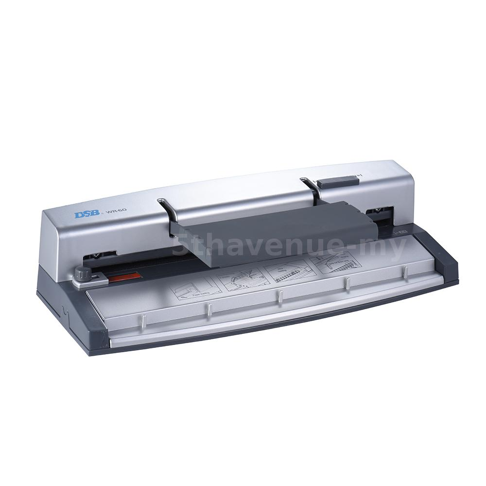 A4 Paper Puncher Binder Binding Machine Punch 34/32 Hole